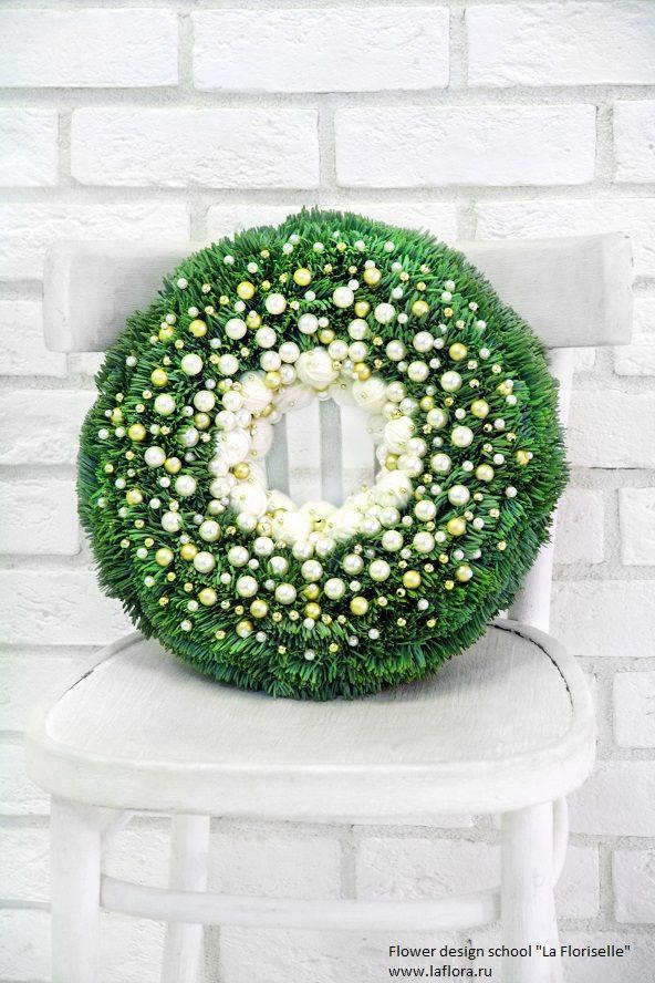 "Flower design school ""La Floriselle"""
