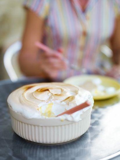 Glace au Four / Desserter ~ Recept   Leila Lindholm (leila.se)