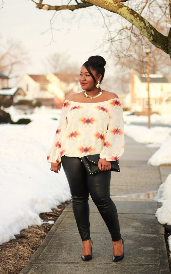 Shapely Chic Sheri - Curvy Fashion and Style: plus size outfits