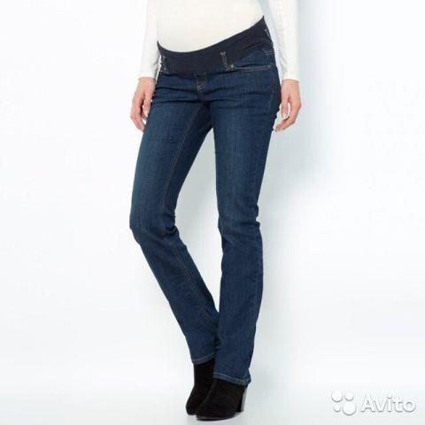 Cocoon джинсы для беременных