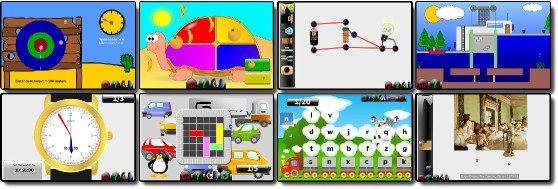 GCompris est un logiciel éducatif qui propose des activités variées aux enfants de 2 à 10 ans.