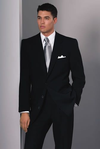 MT20 - 3 Button Suit - Mr Tux - Tuxedos, Vests, Shirts and Accessories for Special Occasions