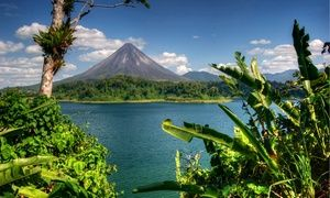 Groupon - ✈ 6 Night Costa Rica Vacation with Air and SUV from Luxe Travel Collection. Price per Person Based on Double Occupancy. in Arenal Volcano National Park and Guanacaste, Costa Rica. Groupon deal price: $1,299