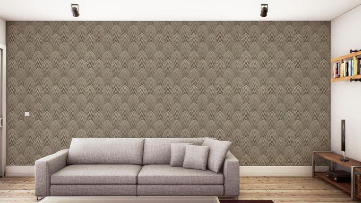 Buy Harlequin 60765 Deco Wallpaper | Arkona | Fashion Interiors