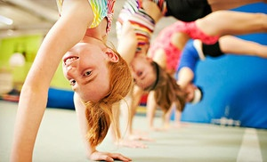 Groupon - $25 for One Weekly Kids' Gymnastics Class for Four Consecutive Weeks at Gymco North ($103 Value) in Grand Rapids (Gymco North). Groupon deal price: $25.0.00