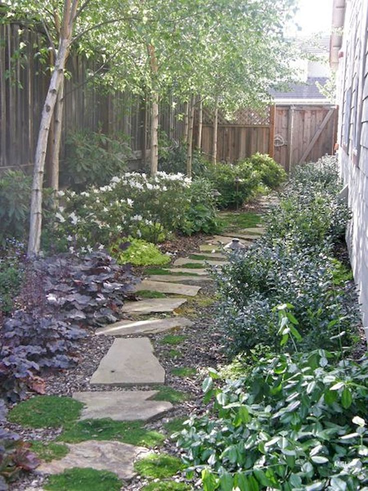 Gorgeous Side Yard Garden Design Ideas For Your Beautiful Home Side Inspiration …
