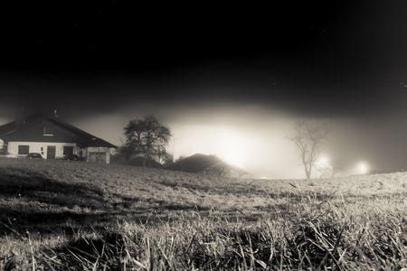mednight silent Photo by Tamim Karmous — National Geographic Your Shot