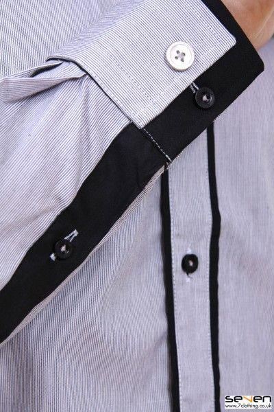 Guide London Double Collar Shirt 3