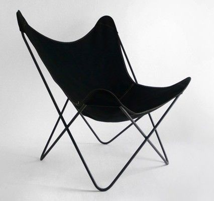 Black Butterfly Chairs