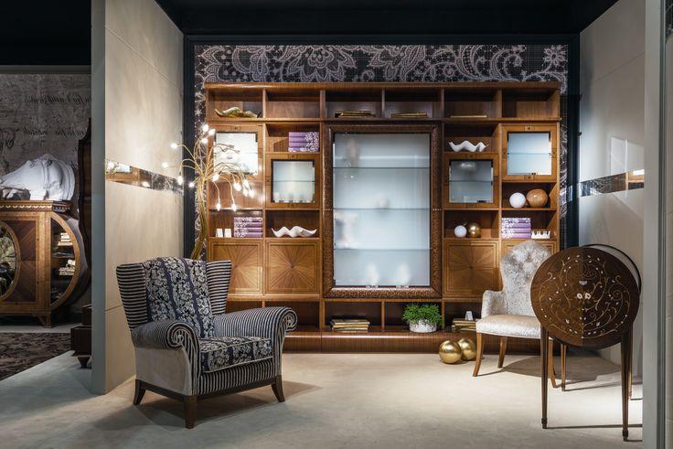 POis bookcase by Carpanelli