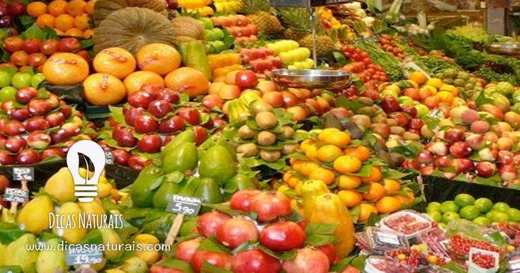 Aprenda a escolher a fruta antes de a comprar!