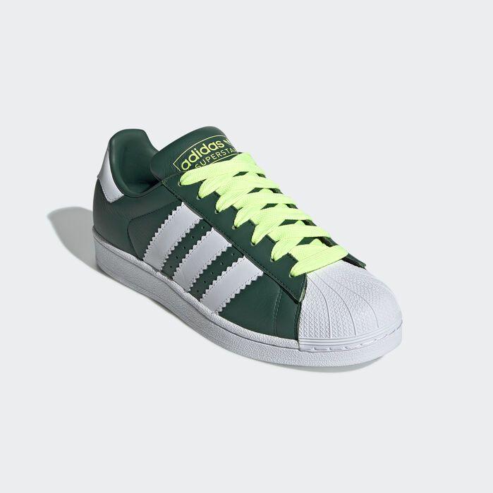 Superstar Shoes Collegiate Green 10.5 Mens | Superstars
