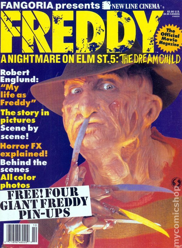 101 best images about Fangoria on Pinterest | Editor, Bobs ...