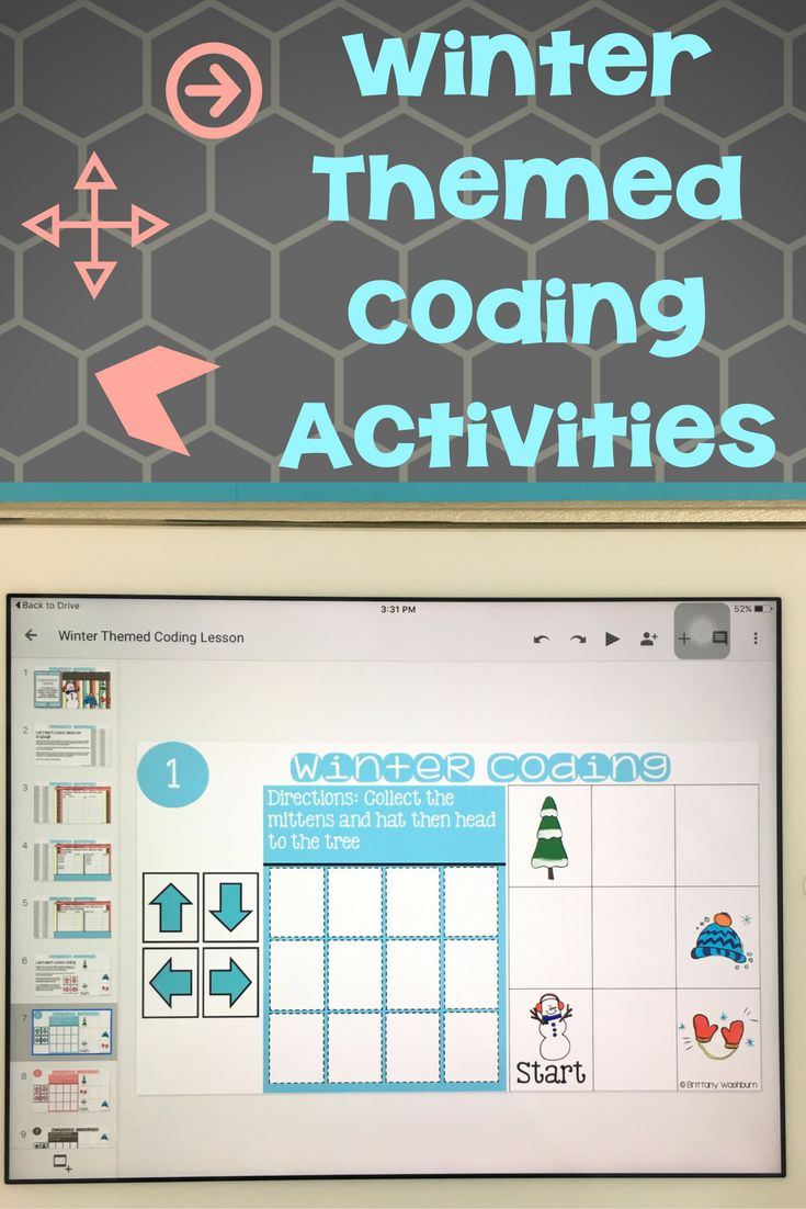 Digital Winter Themed Coding Activities for your grades 2-5 students. These are fully digital and can be used through Google Slides or PowerPoint. Let your students learn about computer languages in a fun and engaging way. These activities are independent click and go lessons on binary, coding, and problem solving. Perfect for the ISTE standard Computational Thinking. They would even be great for your STEM time in class or your Maker Space during the Hour of Code!