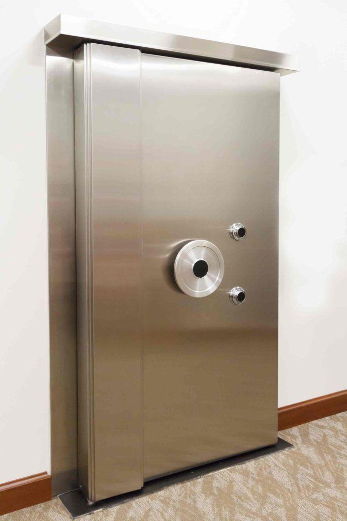 Ul Class 3 Strongroom Door Factory Direct Sales Vault Doors