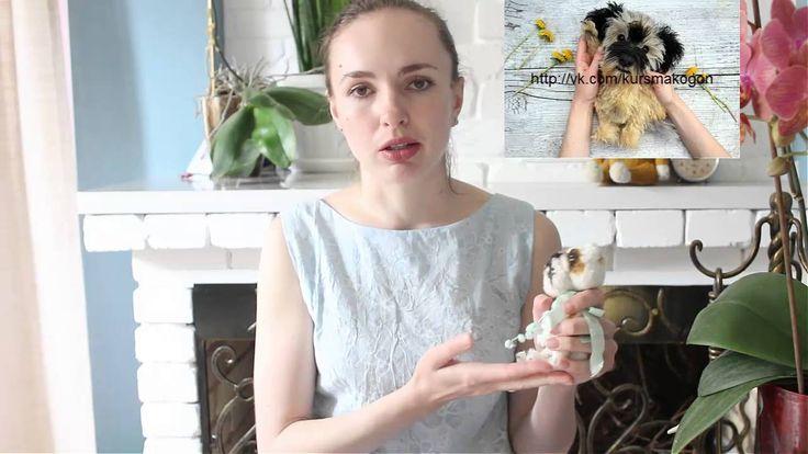 Советы по покраске теддиков от Екатерины Макогон