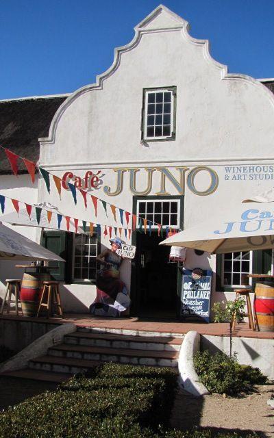 Cafe Juno - Paarl