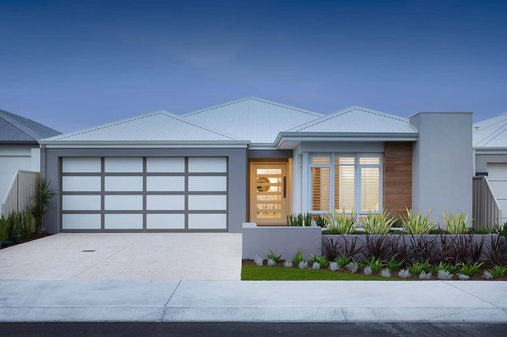 The Summerside display home Yanchep, features a contemporary new home design with the master suite at the rear. Becoming more and more popular ...