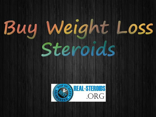 Buy Weight Loss Steroids