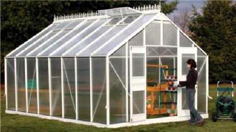 Elite Greenhouses with kits,hobby greenhouse kits,garden greenhouses
