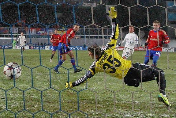 Slalom Golazo! Mario Götze (Bayern Munich) vs CSKA Moscow