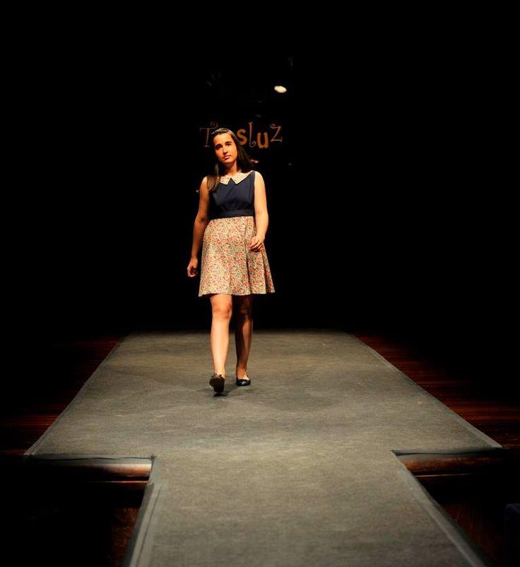 Ganadora Trasluz Fashion Camp Maeve