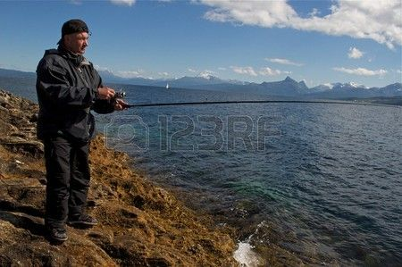 Fisher in Norway
