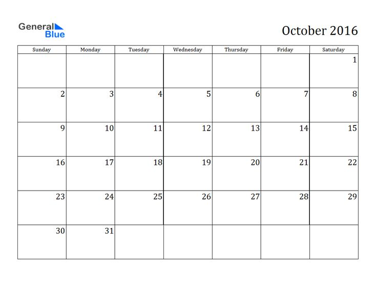Best  Oct Calendar Images On    Calendar