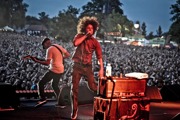 Rage Against the Machine to release concert film | EW.com