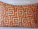 Moroccan Quatrefoil Lattice Designer Pillow by Willa Skye - mediterranean - pillows - - by Etsy