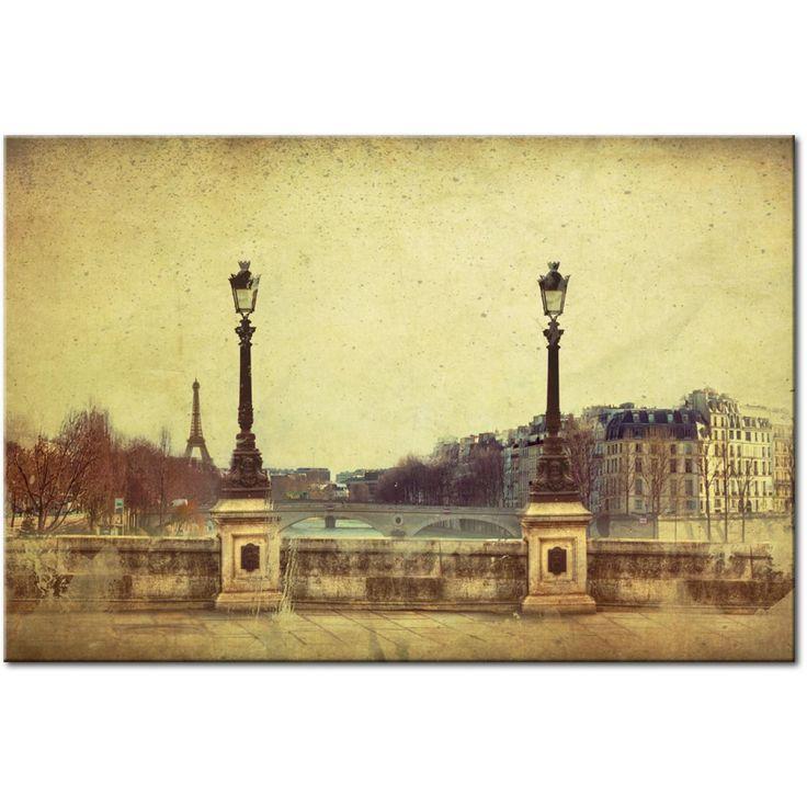 Ob modern, verspielt oder oder im Vintage-Style - die Wandbilder Städte passen zu jedem Geschmack  #wandbild #wandbilder #vintage #modern #artgeist #dekoration #homedecor