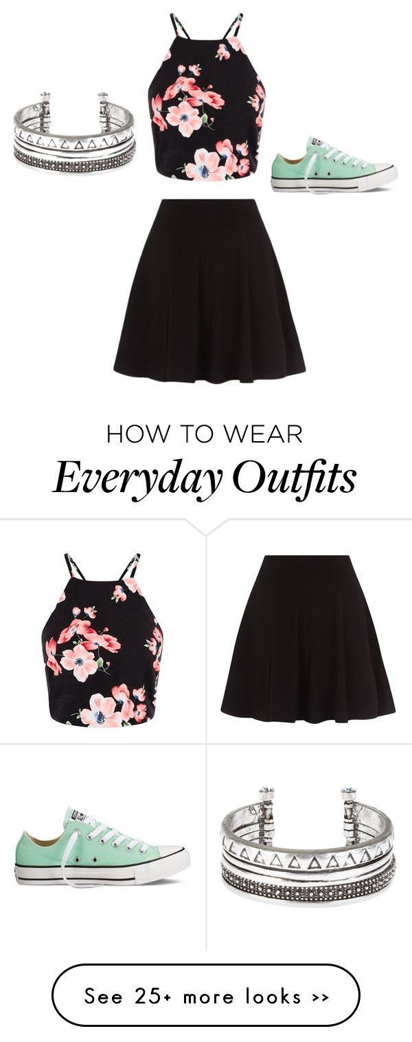 """""""Cute Everyday Outfit #5"""" by katana-bierman on Polyvore"""