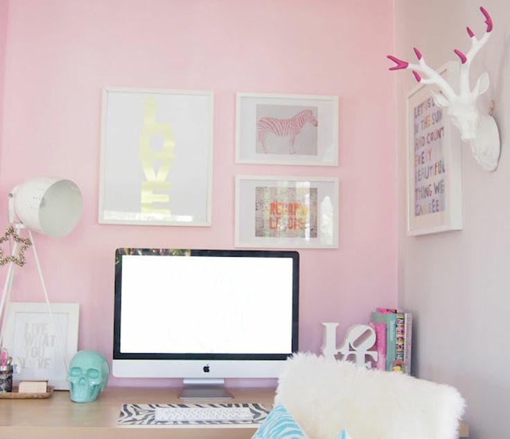 I want light pink walls sooooo bad