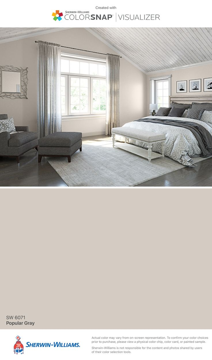 Sherwin williams popular greys - I Found This Color With Colorsnap Visualizer For Iphone By Sherwin Williams Popular