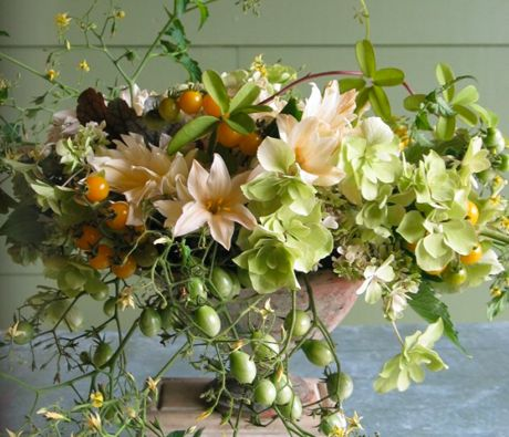 628 best images about dried flowers and floral Floral arrangements with fruit