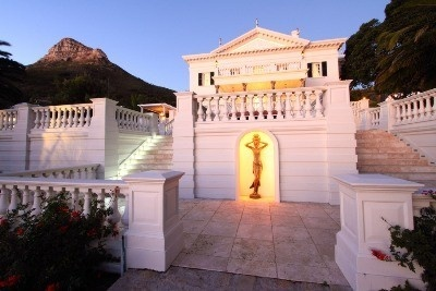 Camps Bay Property beautiful stairway