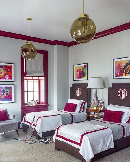 How To Decorate The Bedrooms Of Children From Two Diffe Age Bedroom Kidsbedroom Kidsroom