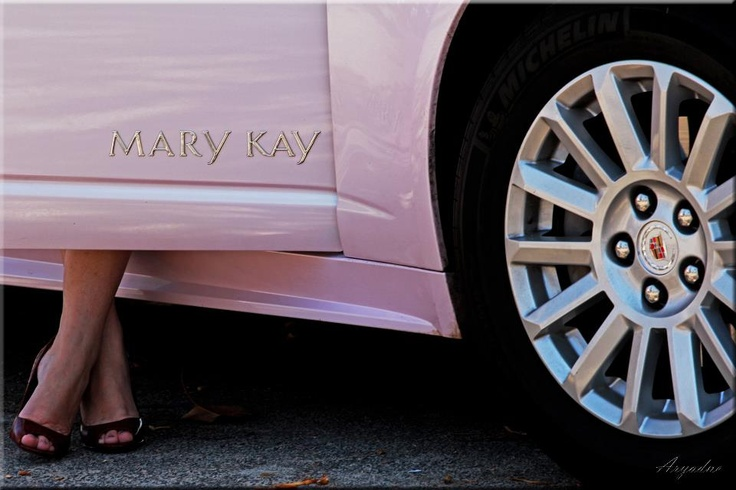 Mary Kay Wheels.  This is a simply beautiful photo!