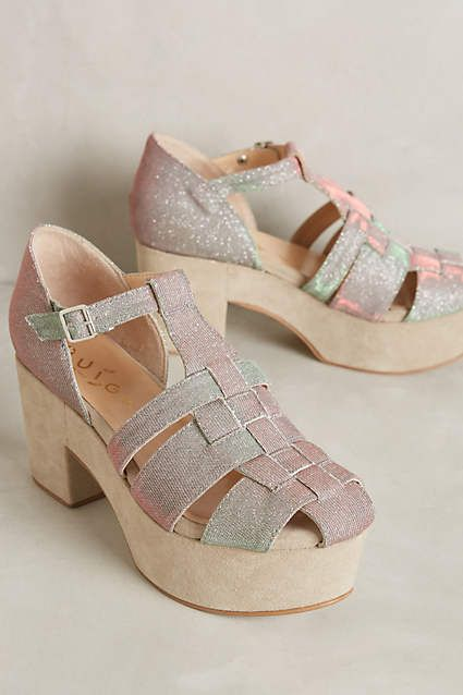 Ouigal Alabama Platforms - anthropologie.com