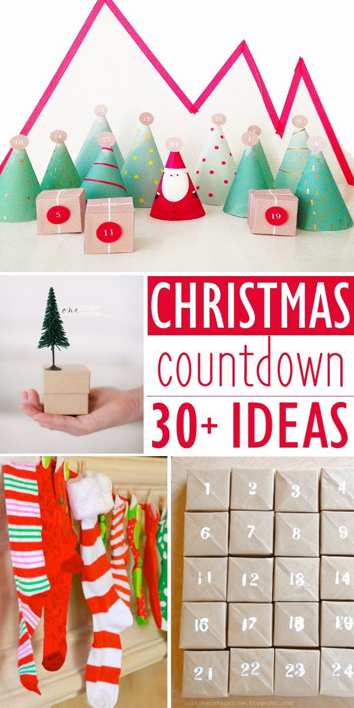 Advent Calendar Ideas Christmas : Best images about christmas count downs on pinterest