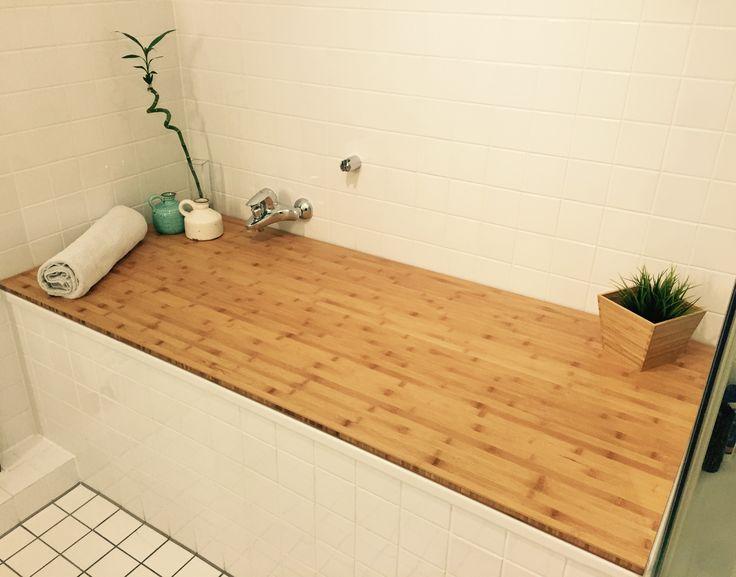 die besten 25 badewannenabdeckung ideen auf pinterest. Black Bedroom Furniture Sets. Home Design Ideas