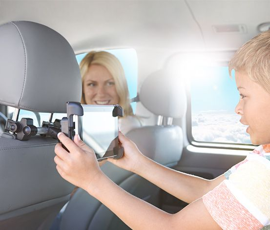 Držák na tablet do auta