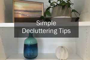 It's easy to get on board with the idea of decluttering your home, but sometimes getting started is half the battle. Feeling overwhelmed by the cleaning and organizing tasks ahead of you? Don't fret! Read...