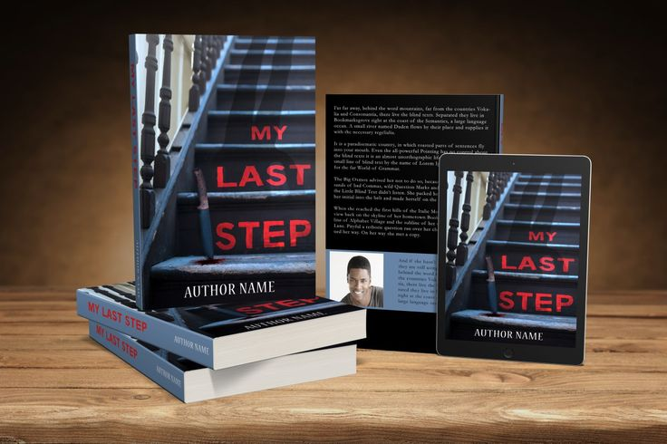 My Last Steps- Print  Predesigned book cover www.dropdeaddesigns.com  #bookcovers #custombook #ilovebooks #author #indieauthor #indiewriter #iwrite