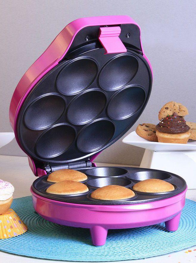 Magenta Cupcake Maker