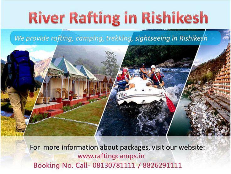 https://flic.kr/p/Sm2zWG | River Rafting in Rishikesh packages for Weekend Holidays Book Now Call-08826291111 | Are You Looking For river rafting packages camping adventurous activities, Games Terreking ,Bonefire, all meals,cliff jumping 16km river rafting #call-09212123322 / 8826291111 Visit- goo.gl/V3tbBW