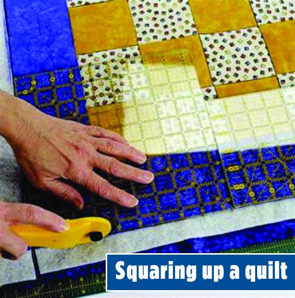 Squaring Up A Quilt Book Binding Diy Knitting Quilt Diy Quilt