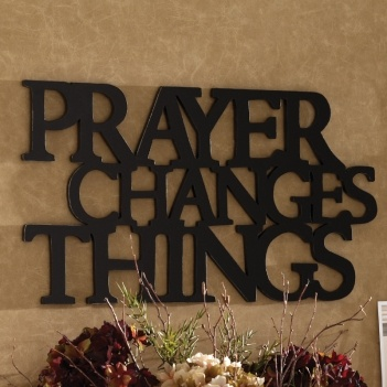 Prayer Changes Things.. just $17.49 http://lorihevalow.athome.com