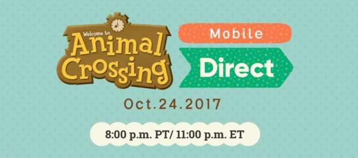 6 things I do/dont want from tonights Animal Crossing Mobile Direct