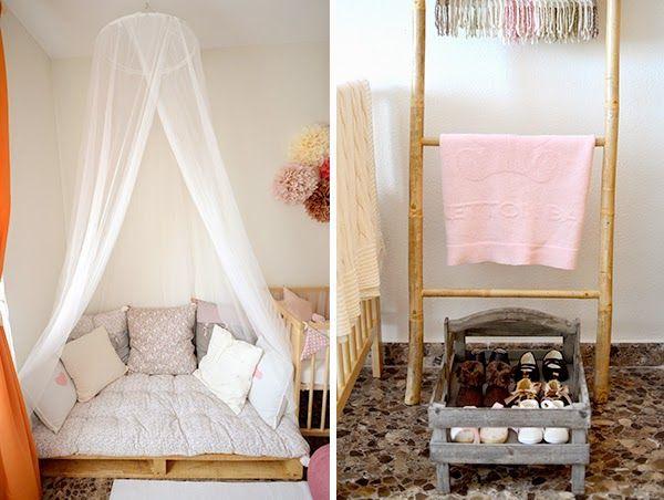 La chica de la casa de caramelo: La habitación de Miranda